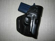 SIG P238, FORMED LEATHER, OWB BELT HOLSTER, RIGHT HAND