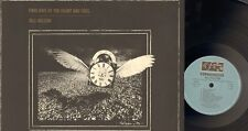 BILL NELSON Pavilions of the Heart & and Soul LP NMINT Be Bop Deluxe