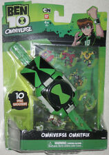 Ben 10 Omniverse Omnitrix Watch shoots discs ALIEN FORCE BANDAI Ages 4+ NEW