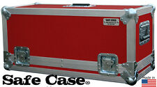 """Ata Safe Caseâ""""¢ In Red Mesa Triple Rectifier Road Case"""