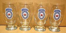NEW NEWCASTLE WINTER IPA Pint Beer 16 oz Glass Set of 4