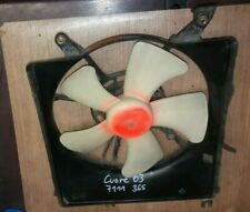Fan Daihatsu Cuore VI L7, Sirion M1 1,0 122750-4081 263500-5070 Radiator Fan