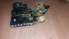 Zv Actuator Door Lock Rear Right Daewoo Nubira Klan Year Built 03