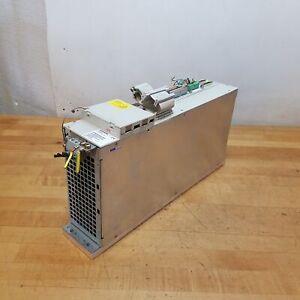 Siemens 6SN1118-0NH00-0AA2 Simodrive LT-Module, 80A, 2 Axis, Optical Encoder