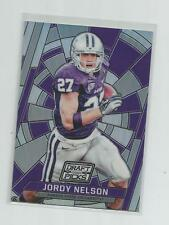 2016 Collegiate Draft Pick  JORDY NELSON  Stained Glass Prizm