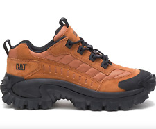 CAT CATERPILLAR - Unisex Intruder Sudan Brown Shoes - M 5 W 7 7.5 EU 38 NIB