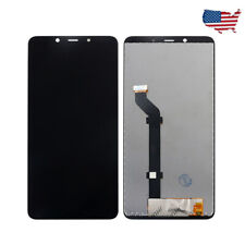 For Nokia 3.1 Plus 6.0 in LCD Display Touch Screen Digitizer Assembly Black US