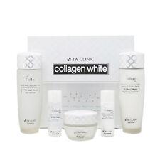 3W CLINIC Collagen White Skin Care 3Set Whitening Moisturing Elasticity