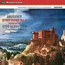 Hi-Q LP-057: BRUCKNER - Symphony No. 4 - Otto KLEMPERER - UK 2016 SEALED