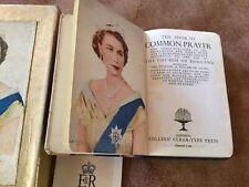 Queen Elizabeth Coronation Bible 1953