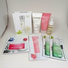 Lot of 8 Caudalie Items - Radiance Serum, Sorbet, Moisturizing Cream, More - New