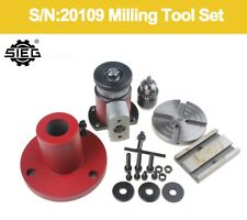 S/N:20109 Milling Tool Set N1 Nano Lathe to Mill Machine Tool Kit SIEG accessory
