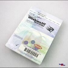 ORIGINAL MICROSOFT OEM CD MIT WIINDOWS NT WORKSTATION 4.0 DE SERVICE PACK 4 ID