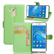 Cover Wallet Premium Green For Huawei Honor 6C Case Cover Pouch Protection NEW