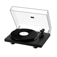 Pro-Ject Debut Carbon EVO Premium Hi-Fi Turntable - Satin Black