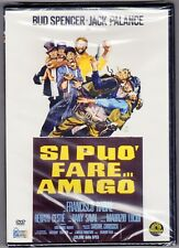 dvd SI PUO' FARE... AMIGO Bud SPENCER Jack PALANCE Francisco RABAL Renato CESTIE