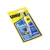 UHU Tutti Materie Plastiche Colla Adesivo 33ml - Acquista 3 Prendi 1 Gratis