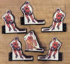 Original Coleco Table Hockey Players 1980's Philadelphia Flyers
