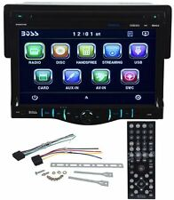 "Boss BV8970B 7"" 1-Din Monitor DVD/MP3/CD/USB Car Stereo Radio Receiver/Bluetooth"