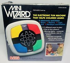 Vtech Mini Wizard Vintage Handheld Electronic Game