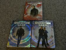 Quantum Leap Dvd Lot Complete First,Second,Fourth Seasons 1,2,4 Box Sets Sealed