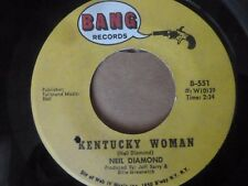 Neil-Diamond-Kentucky-woman-Original-1960-Rare