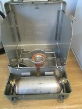A NOS NEW British army number 12 stove / cooker  ideal for camping  ..