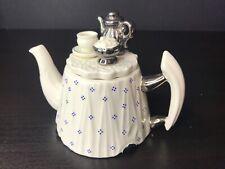 Paul Cardew Royal Albert One Cup Tea Table Ceramic Teapot. Size Small 10cm