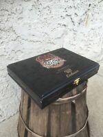 Viva La Vida Aj Fernandez Club 500 Exclusive Empty Wooden Cigar Box 10x7x1.75