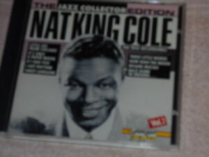 the Nat King Cole Trio- The Trio Recordings Vol. 1 1991 Jazz CD Like New Cond: