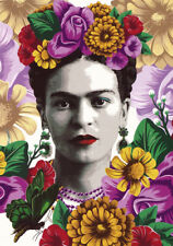 FRIDA KAHLO * Mexican Artist * QUALITY CANVAS PRINT