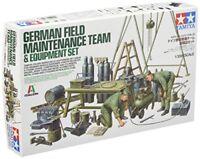 Tamiya 37023 1/35 Scale Model German Army Field Maintenance Team Equip Set
