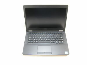 """Dell Latitude E5470 14"""" Laptop 2.4 GHz i5-6300U 8GB RAM (Grade B No Webcam)"""