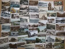 More details for scotland job lot of 1150 x old postcards c1900-70s inc loads of real photo