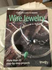Wire Jewerly Complete Guide to Making Book