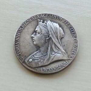 1897 Queen Victoria Diamond Jubilee commemorative medal