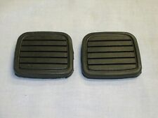 HOLDEN RODEO BRAKE & CLUTCH PEDAL PADS PAIR TO SUIT TF, R7, R9 SERIES 1988-2002
