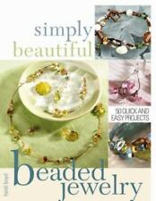 50 quick and easy beaded jewelry book by Heidi Boyd simply beautiful