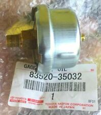 TOYOTA 4RUNNER COROLLA CELICA SUPRA OIL PRESSURE GAGE SENSOR GENUINE 83520-35032