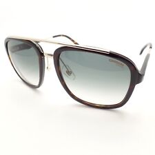 5df97fd6f2 Carrera 133 S 2IK9K Havana Gold Green Gray Fade New Sunglasses Authentic