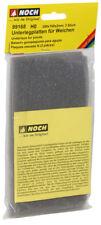 NOCH 99168 N Schaumstoff-Platten grau 20x10 cm, 3 Stück                   #55953