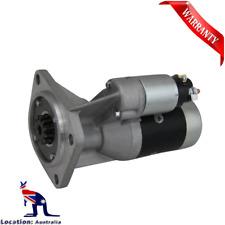 Starter Motor to For Nissan Patrol GQ GU Y61 TD42T TD42 4.2L Diesel