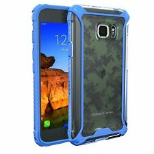 POETIC Affinity Screen Shield Protective Case for Samsung Galaxy S7 Ac