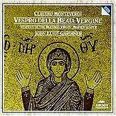 Claudio Monteverdi - Monteverdi: Vespro Della Beata Vergine (1990)