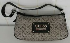 Guess Black/Grey Small Shoulder Bag