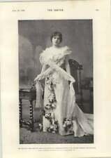 1898 LA SIGNORINA Julie OPP George Alexander Transvaal Aleppo Bay