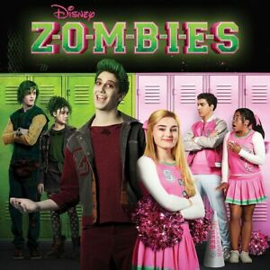 Cast ZOMBIES - ZOMBIES [Original TV Movie Soundtrack]