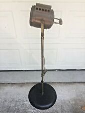 Antique Old Brass Bronze Nautical Naval Spotlight Search light Neverout Rose Mfg