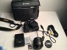 Nikon D3300 24.2MP Digital SLR Camera w/ AF-S DX VR II 18-55mm Lens + Extras