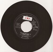 "SP 7"" - THE SHADOWS - The rise and fall. - JUKEBOX - EX - Columbia DB 7261 - UK"